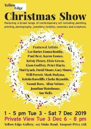 YellowEdge Open Show Christmas