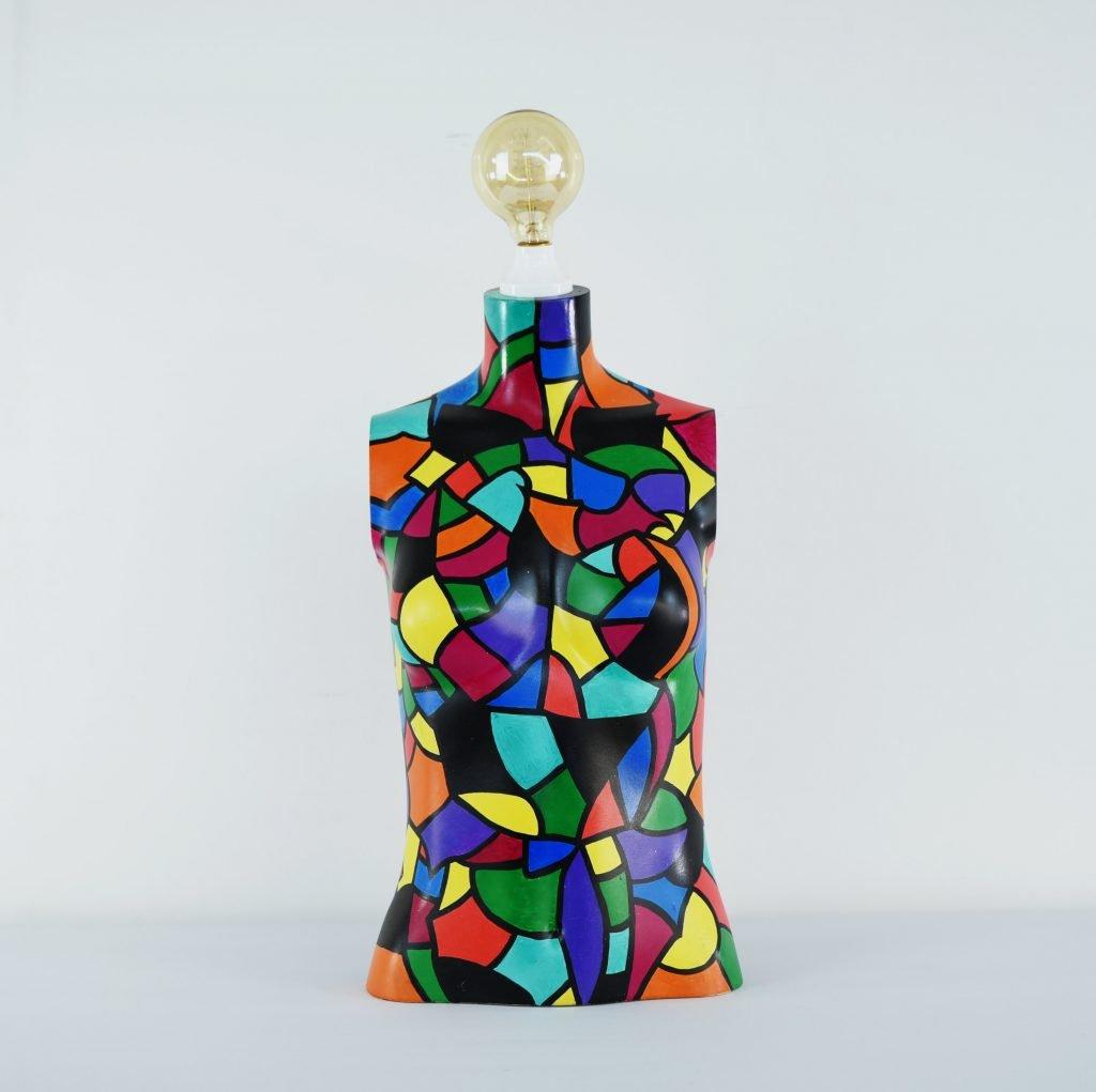 Mernpunk Cubist Libre front