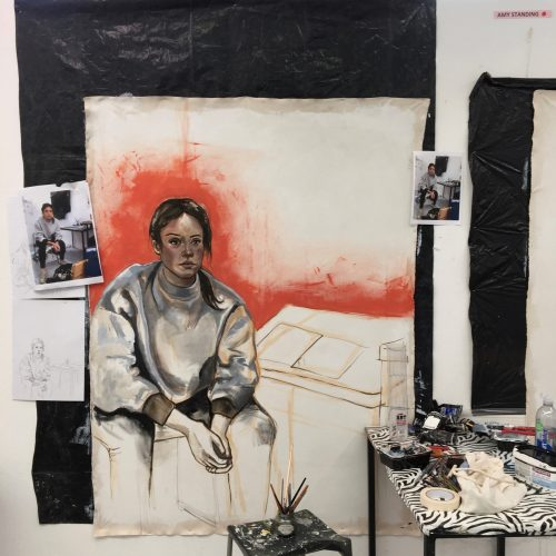 Amy Standing Art 1