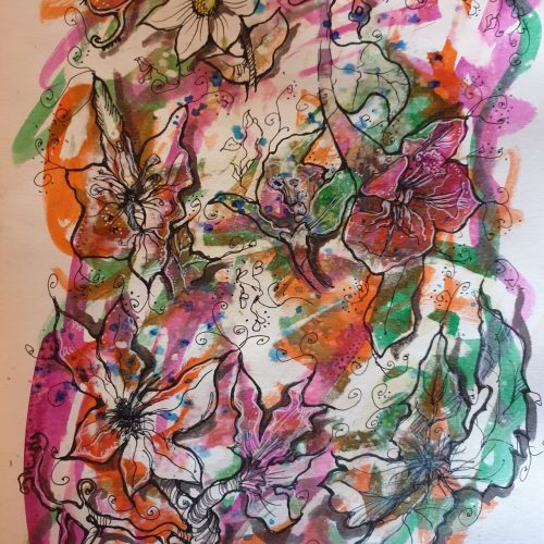 Imaginary-flowers